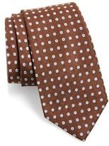 Nordstrom Men's Halo Dot Silk Tie