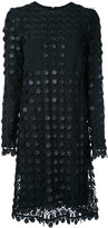 Carven layered lace dress - women - Polyester - 38
