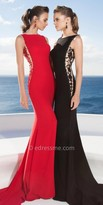 Tarik Ediz Carine Evening Dress