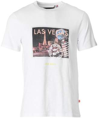 Blood Brother Las Vegas T-shirt Colour: WHITE, Size: SMALL