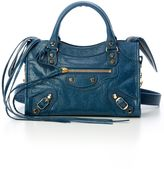 Balenciaga Blue Handbag