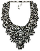 A.B.S. By Allen Schwartz Lace And Stone Bib Necklace