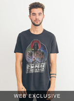 Junk Food Clothing The Empire Strikes Back Tee-bkwa-s