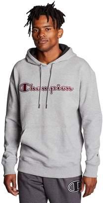 Champion Men's Applique Fleece Hoodie