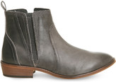 Office Lone Ranger leather ankle boots
