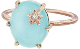 Andrea Fohrman Turquoise Galaxy Ring