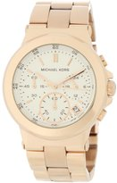 Dylan Rose Gold Chronograph Ladies Watch