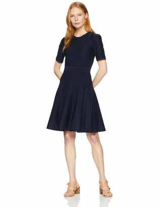 BOSS Women's Wildah Slim Fit Dress
