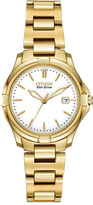Citizen Gold Eco-Drive Silhouette Sport Bracelet Watch - Women