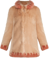 SHRIMPS Bobby faux-fur coat