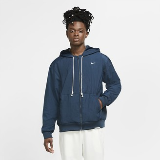 Nike Men's Basketball Hoodie Standard Issue Winterized