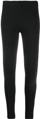 Calvin Klein Jeans Logo-Print Leggings