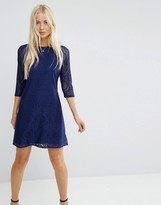 Asos Shift Dress in Lace