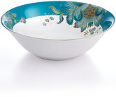222 Fifth Eliza Teal Round Bowl