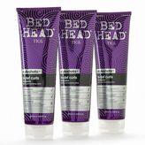 Bed Head Cosmetics 3-pk. styleshots hi-def curls shampoo set