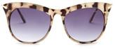 Betsey Johnson Women&s Extreme Cat Eye Sunglasses