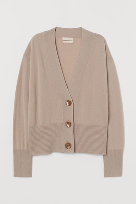 H&M Cashmere Cardigan - Pink