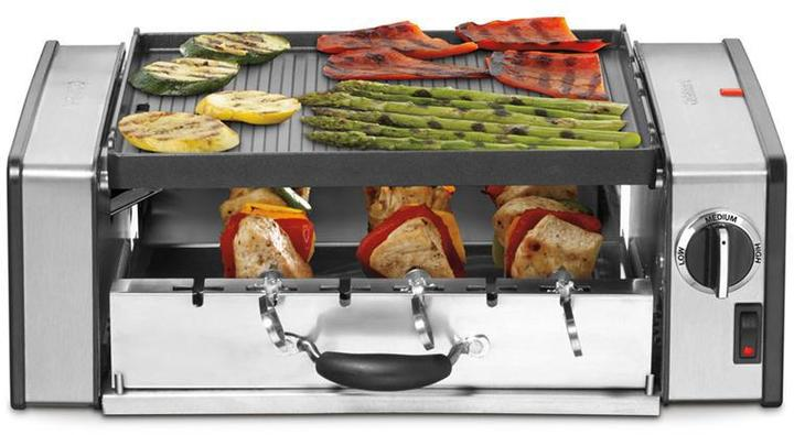 Cuisinart 15.7 x 10-in. Griddler Compact Grill Centro, Silver