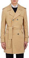 Thom Browne Men's Gabardine Classic Trench Coat