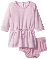 Splendid Littles Lurex Sweater Knit Dress (Infant)