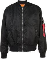 Christian Dada full zip bomber jacket