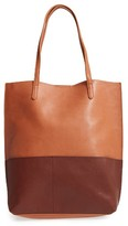 Sole Society Easton Bucket Tote - Brown