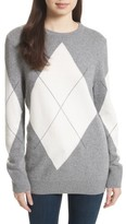 Equipment Women's Rei Argyle Crewneck Sweater