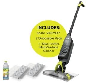 Shark VM252 Vacmop Pro Cordless Hard Floor Vacuum Mop with Disposable Vacmop Pad