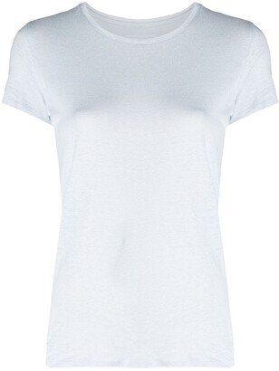 Majestic Filatures plain T-shirt