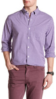 Bonobos Long Sleeve Front Pocket Plaid Standard Fit Woven Shirt