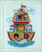 Ark Tobin Noahs Baby Sampler, Multi-Color
