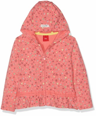 S'Oliver Baby Girls' 65.902.43 1/332 Sweat Jacket