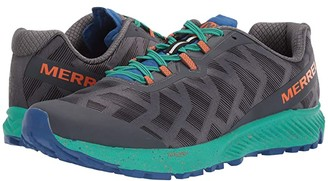 Merrell Agility Synthesis Flex (Rock) Men's Running Shoes
