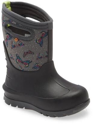 Bogs Neo Classic Butterflies Insulated Waterproof Boot