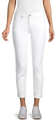Escada Sport J Mid-Rise Straight-Leg Denim Leggings