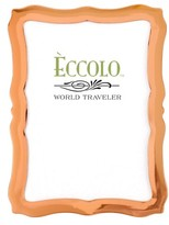 Eccolo Scalloped Copper Picture Frame