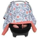Balboa Baby Car Seat Canopy in Grey Dahlia