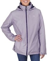 Champion Women's Hooded 3-in-1 Systems Jacket