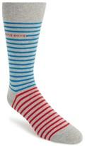 BOSS Men's Rs Design Stripe Socks