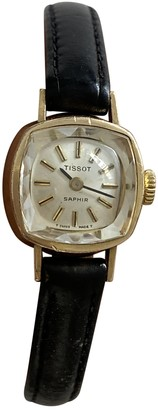 Tissot Other Gold plated Watches