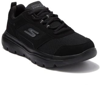 Skechers Go Walk Evolution Ultra Enhance Leather Walking Sneakers