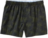 Banana Republic Stripe Camo Boxer