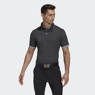 adidas Equipment Two-Tone Mesh Polo Shirt