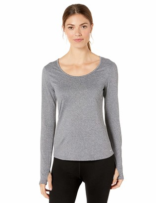 Maidenform Women's Sport Baselayer Scoop Neck Top