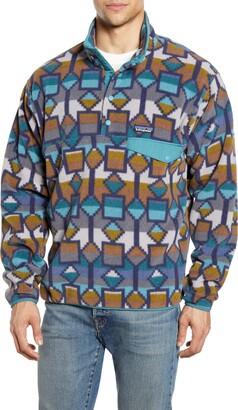 Patagonia Synchilla(R) Snap-T(R) Fleece Pullover