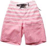SAFS Men's Boardshorts Swim Trunks Short Shorts Surf Pants Pink