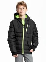 Old Navy Performance Fleece Lined Jacket for Boys
