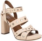 Naturalizer Platform Leather Sandals - Julisa