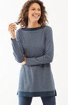 J. Jill Perfect Pima Long-Sleeve Tunic