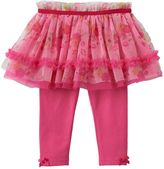 Baby Starters Baby Girl Floral Tutu Leggings